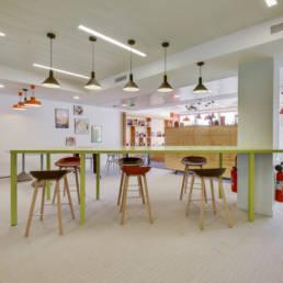 Koba Civique - Salle de coworking